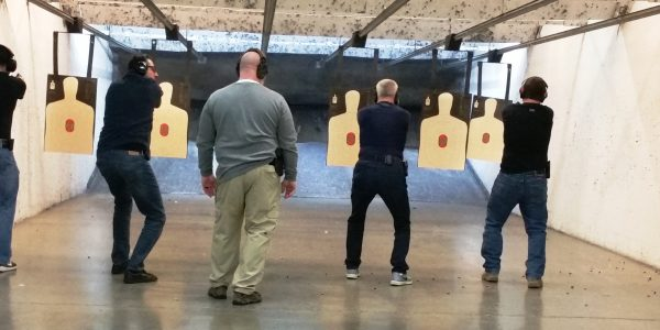 Advanced Handgun Clinic