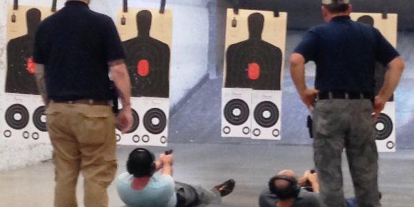Tactical Handgun 3