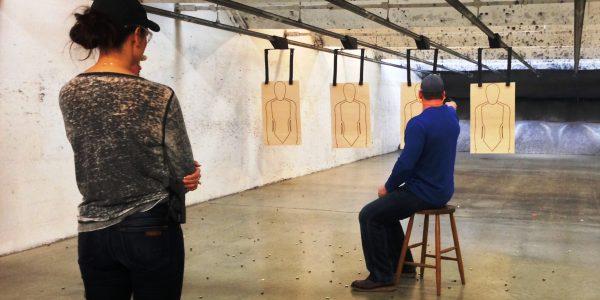 One Hand Shooting