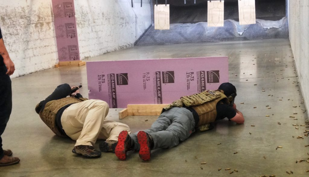 Tactical Rifle 3 Rifle Shooting Drills Behind Barricades