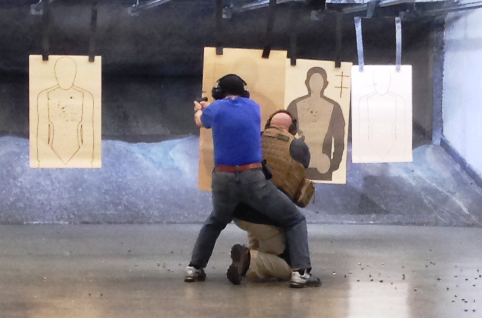 Team Movement - Tactical Handgun Training - Be Elite