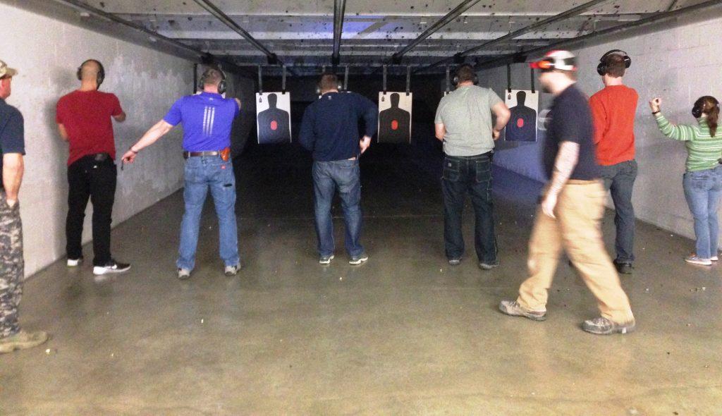 Defensive Handgun 2