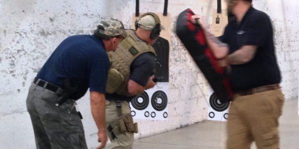Tactical Handgun 2