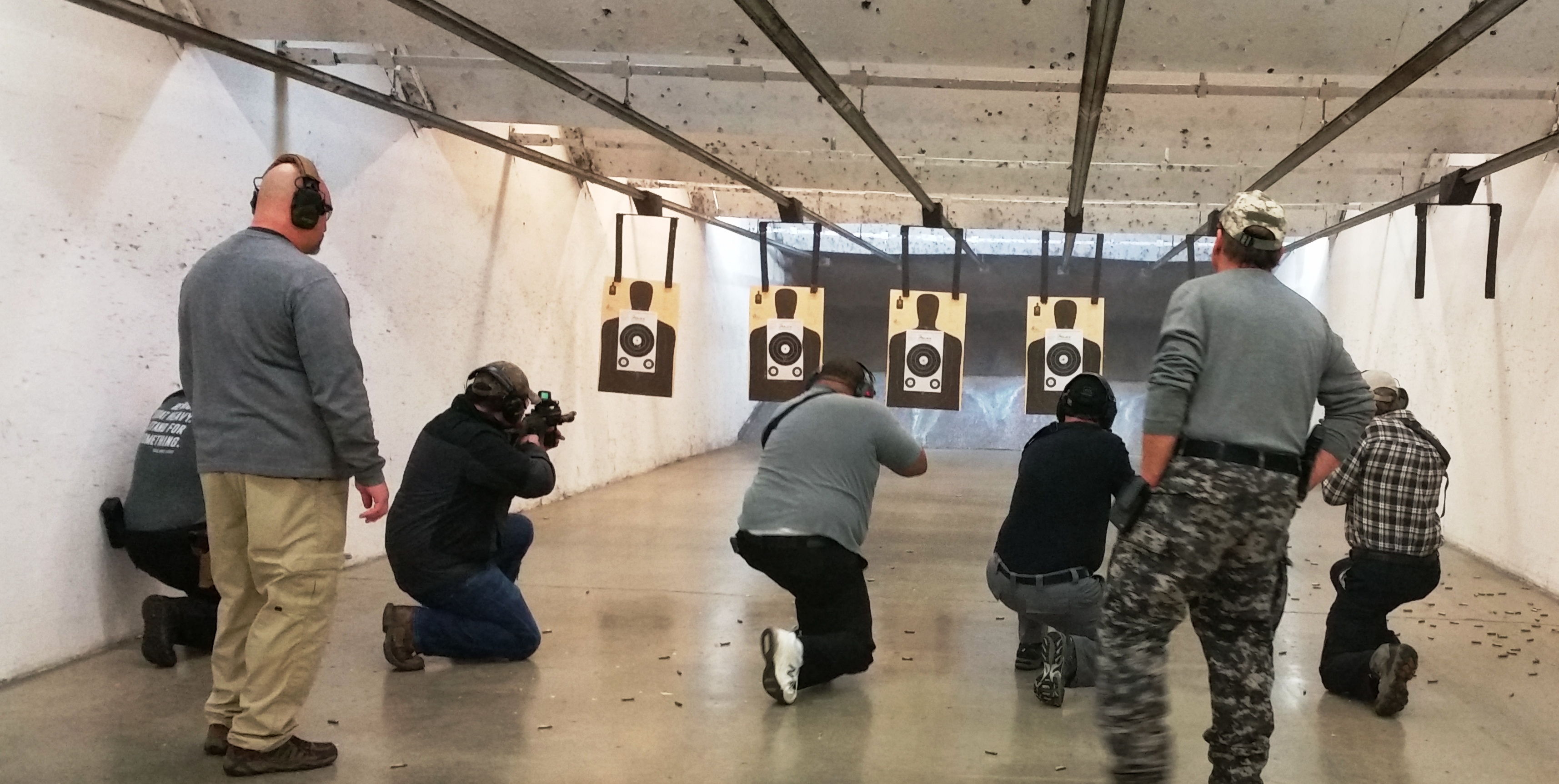 Tactical Rifle Clinic - Be Elite Tactical Training